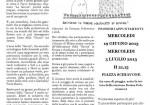 Comitato La Goccia, Bovisa. Milano