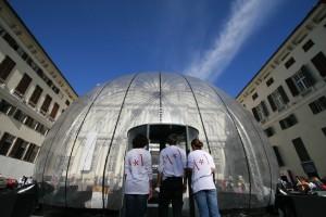 Ragazzi al Festival della Scienza