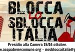 15-16 ottobre in piazza a Roma contro lo #SbloccaItalia tutte le info per partecipare