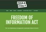 #FOIA4Italy: la società civile presenta la legge sull'accesso ai dati che manca