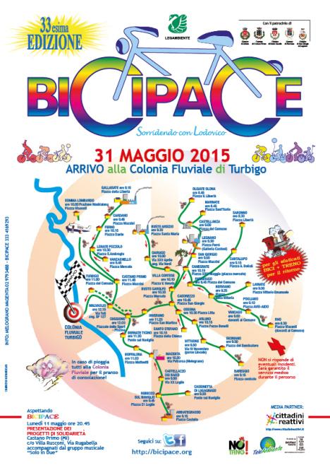 bicipace_2015_il_percorso