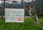 #Piemonte, Valdossola: un Trek per cieli liberi da mega elettrodotti