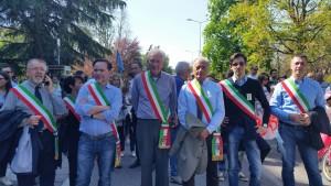 #bastaveleni I sindaci, Brescia 10 aprile 2016