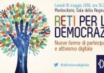 Web e partecipazione: a Montecitorio per parlare di #attivismodigitale
