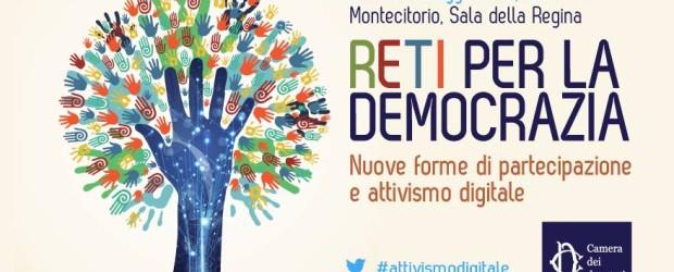 #attivismodigitale_@montecitorio