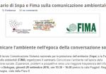 Comunicare l'ambiente nell'era social: se ne parla a Bologna il 29 settembre 2016