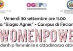 Leadership al femminile: il 30 settembre a Salerno