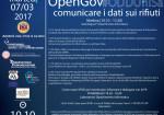 OpenDataDay: comunicare i dati sui rifiuti. Cittadini Reattivi a Salerno