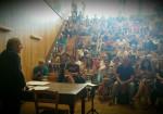 Report da #ScuolaCommon: l'intervento di Don Luigi Ciotti, presidente di Libera