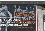 I bambini di Taranto vogliono vivere: su Giustiziambientale.org la nostra inchiesta