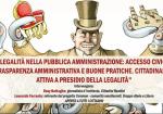 Legalità e trasparenza nella PA: il 30 e il 31 ottobre incontro a Cento (FE) con Cittadini Reattivi e Libera