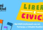 Auguri liberi e civici. E nel 2020 sostieni Cittadini Reattivi 5.0 #liberaecivica http://sostieni.link/24047