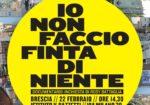Brescia, 22 febbraio.